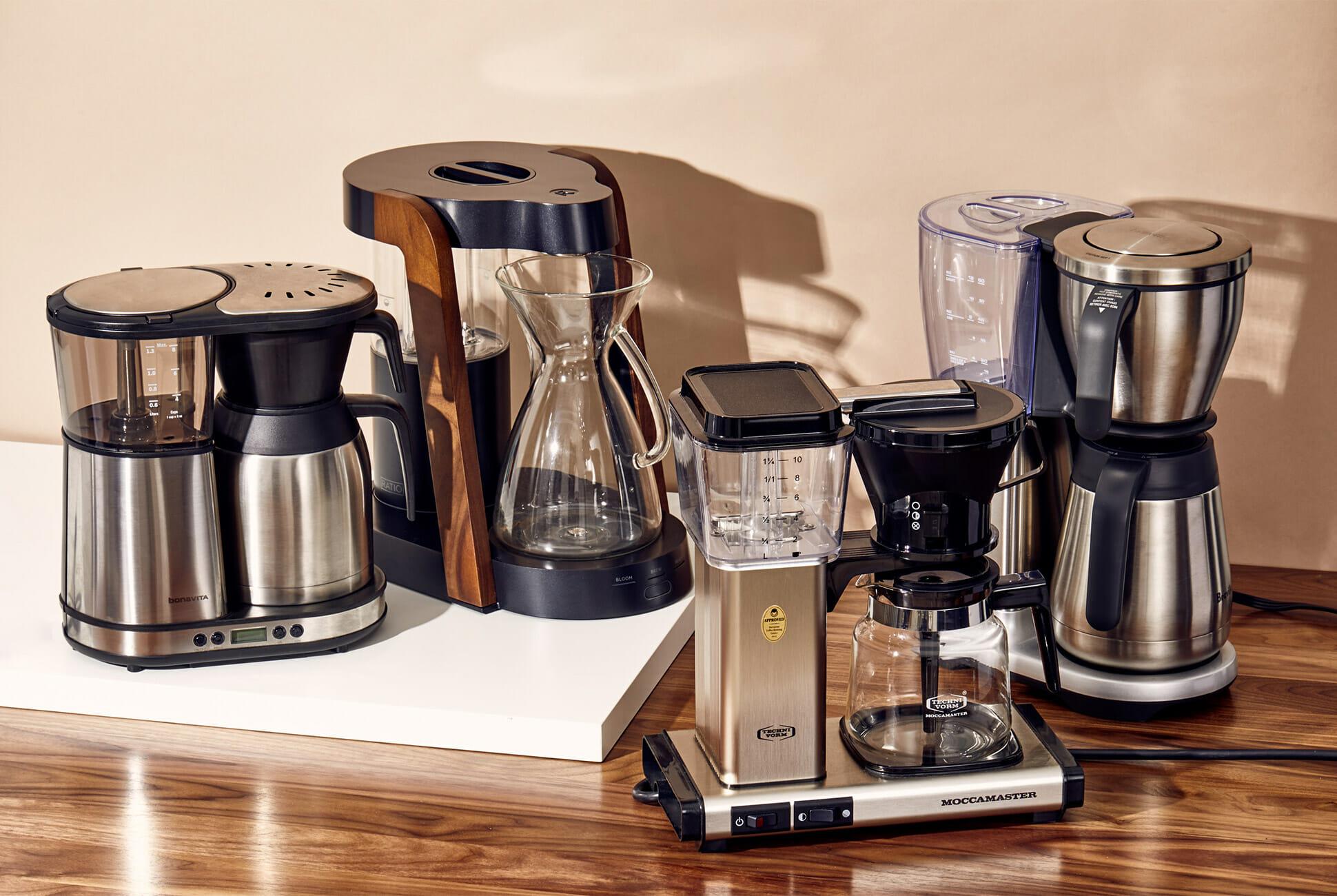 Best Coffee Maker or Espresso Machine Listing & Buyer's Guide